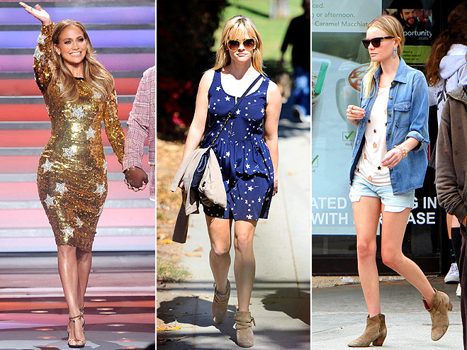 STAR PRINTS photo | Jennifer Lopez, Kate Bosworth, Reese Witherspoon