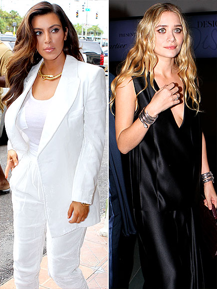SNAKE JEWELRY photo | Kim Kardashian, Mary-Kate Olsen
