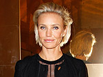 Cameron: Slicked Black! | Cameron Diaz