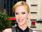 Charlize Brings the Drama! | Charlize Theron