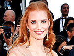 Jessica is Très Chic at Cannes! | Jessica Chastain