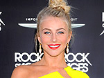 Julianne Is Electric! | Julianne Hough