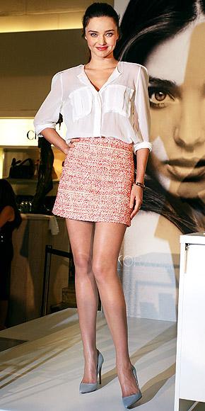 MIRANDA KERR'S SKIRT photo | Miranda Kerr