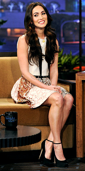 MEGAN FOX'S PUMPS photo | Megan Fox