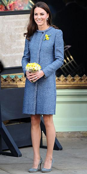 KATE MIDDLETON'S PUMPS photo | Kate Middleton