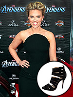 Scarlett's Sexy Stilettos – for Less! | Scarlett Johansson