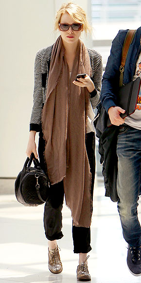 EMMA STONE'S SUNNIES photo | Emma Stone