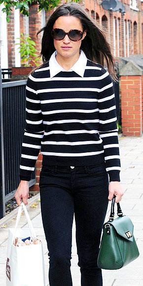 PIPPA MIDDLETON'S TOP-HANDLE photo   Pippa Middleton