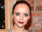 Christina Ricci's New Year's Resolution