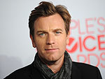 Ewan McGregor Reveals Why He Loves the People&#39;s Choice Awards
