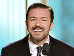 Relive the 2011 Golden Globes! | Ricky Gervais