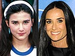 Demi Moores Changing Looks! | Demi Moore