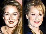 Meryl Streep&#39;s Changing Looks! | Meryl Streep