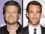 Smooch! Stars' First Kisses | Blake Shelton, James Van Der Beek