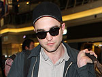 Off-Duty Hollywood: Robert Pattinson Plays the Role of Luggage Handler at LAX | Robert Pattinson