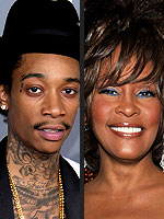 Wiz Khalifa: Whitney&#39;s Soul Will Be Remembered Forever | Whitney Houston, Wiz Khalifa