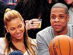 Off-Duty Hollywood: Beyonc&#233; & Jay-Z Celebrate the Nets Win | Beyonce Knowles, Jay-Z