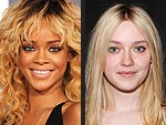 Rihanna and Dakota Fanning Celebrate This Week | Dakota Fanning, Rihanna