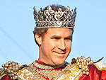Off-Duty Hollywood: Will Ferrell Is the King of Mardi Gras! | Will Ferrell