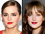 Emma Watson and Leighton Meester Celebrate Their Birthdays! | Emma Watson, Leighton Meester