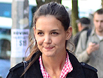 Katie Holmes and Her Mom Hit Broadway