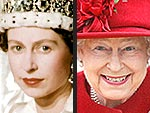 Queen Elizabeth's Changing Looks!