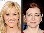 Happy Birthday to Reese Witherspoon and Alyson Hannigan | Alyson Hannigan, Reese Witherspoon