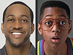 Jaleel White Does 'The Urkel' | Jaleel White