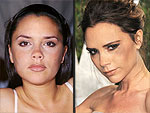 Victoria Beckham's Changing Looks!