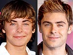 Zac Efron's Changing Looks! | Zac Efron