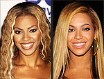 Beyoncé's Changing Looks