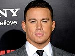 Watch Channing Tatum Learn How to Handle a Gun | Channing Tatum