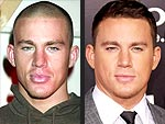 Channing Tatum's Changing Looks: 24 Pouts in 44 Seconds | Channing Tatum
