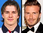 David Beckham's Changing Looks! | David Beckham