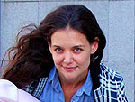 Katie Holmes and Suri Take Flight in Manhattan | Katie Holmes