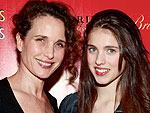 Andie MacDowell: Daughter Sarah Margaret Qualley Is 'Wise'