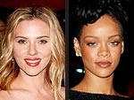 Last Night's Red Carpet: Scarlett and Rihanna's Met Wow Factor | Rihanna, Scarlett Johansson