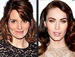 Happy Birthday This Week to Tina Fey and Megan Fox | Megan Fox, Tina Fey