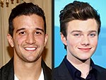 Happy Birthday to Mark Ballas and Chris Colfer