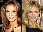 Heidi Klum&#39;s Changing Looks! | Heidi Klum