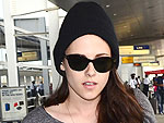 Off-Duty Hollywood: Kristen Stewart Stays Undercover at JFK | Kristen Stewart