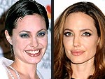 Angelina Jolie's Changing Looks