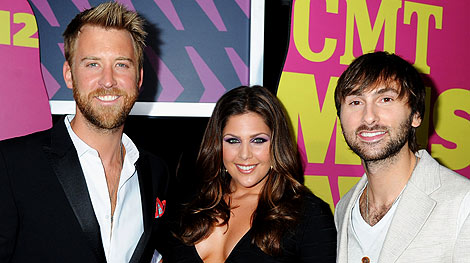 Lady Antebellum: 'We Never Take a Break!'