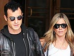 Jennifer Aniston & Justin Theroux Do Paris in Style