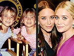 Mary-Kate and Ashley Olsen's Changing Looks!