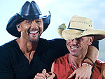Kenny Chesney and Tim McGraw Promise a 'Fun, Loud, Entertaining' Tour