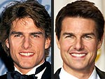 Tom Cruise's Changing Looks!