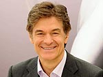 Dr. Oz Shares His Healthy Eating Tips