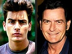 Charlie Sheen's Changing Looks! | Charlie Sheen
