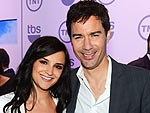 Eric McCormack & Rachael Leigh Cook Show Off Their Chemistry in Perception